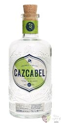 "Cazcabel "" Coconut "" flavored Mexican tequila 34% vol. 0.70 l"