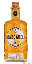 "Cazcabel "" Honey "" flavored Mexican tequila 34% vol. 0.70 l"