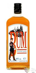 Bum Pražské gardy flavored regional spirits by Fruko Schulz 40% vol.    1.00 l