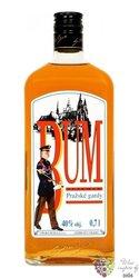 Bum Pražské gardy flavored regional spirits by Fruko Schulz 40% vol.  0.70 l