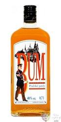 Bum Pražské gardy flavored regional spirits by Fruko Schulz 40% vol.    0.10 l