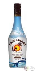 """Fruko Schulz """" Coco Jamboo """" bohemian liqueur 21% vol.  0.70 l"""