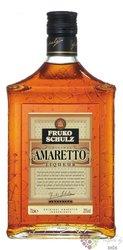 "Fruko Schulz "" Amaretto "" Bohemian almonds liqueur 25% vol. 0.70 l"