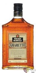 "Fruko Schulz "" Amaretto "" Bohemian almonds liqueur 25% vol. 0.50 l"