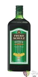 """Fruko Schulz """" Bitter """" Czech Bitter liqueur 35% vol. 0.70 l"""