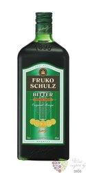 """Fruko Schulz """" Bitter """" Czech Bitter liqueur 35% vol. 0.50 l"""
