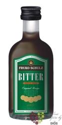 """Fruko Schulz """" Bitter """" Czech Bitter liqueur 35% vol. 0.05 l"""