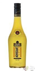 "Fruko Schulz "" Advocaat "" Czech Advocaat liqueur 18% vol. 0.70 l"