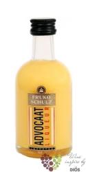 "Fruko Schulz "" Advocaat "" Czech Advocaat liqueur 18% vol. 0.05 l"