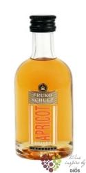 """Fruko Schulz """" Apricot """" Czech Apricot liqueur 24% vol. 0.05 l"""