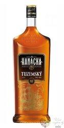 """Hanácká """" Tuzemský tradiční """" Moravian original spirit Starorežná Prostějov 40%vol.   1.00 l"""
