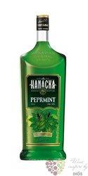 """Hanácká """" Peprmint """" Moravian mint liqueur Starorežná Prostějov 20% vol.   1.00l"""