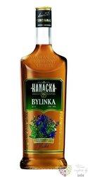 """Hanácká """" Bylinka hořká """" Moravian herb liqueur Starorežná Prostějov 30% vol. 1.00 l"""