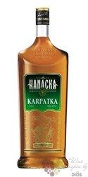 """Hanácká """" Karpatka """" Moravian herb liqueur Starorežná Prostějov 25% vol.   1.00l"""