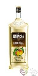 "Hanácká "" Meruňka "" Moravian liqueur Starorežná Prostějov 30% vol.    1.00 l"