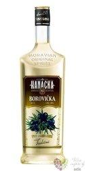 """Hanácká """" Borovička Tradiční """" Moravian original spirit Starorežná 37.5% vol.  0.20 l"""