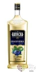 """Hanácká """" Chalupářská """" Moravian original spirit Starorežná Prostějov 37.5% vol.    1.00 l"""