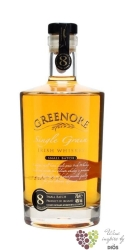 Greenore 8 years old single grain small batch irish whiskey by Cooley 43% vol.0.70 l