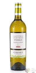 """Bordeaux blanc """" Conversation """" Aop 2016 Calvet les Grands Chais De France  0.75 l"""