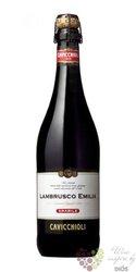 Lambrusco dell´Emilia rosso Igt Villa Italia  0.75 l