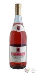 Lambrusco dell´Emilia rosato Igt Bellissimo  0.75 l