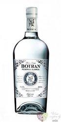 """Botran """" Reserva blanca """" aged rum of Guatemala 40% vol.  0.70 l"""