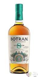 """Botran """" Sistema 8 Solera """" rel.2020 aged rum of Guatemala 40% vol.  0.70 l"""