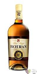 "Botran "" Aňejo Oro Solera 8 "" aged rum of Guatemala 40% vol.  0.70 l"