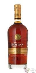 """Botran """" Solera gran reserva 1893 """" aged 18 years rum of Guatemala 40% vol.  0.70 l"""