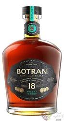 """Botran """" Sistema 18 Solera """" rel. 2020 aged rum of Guatemala 40% vol.  0.70 l"""