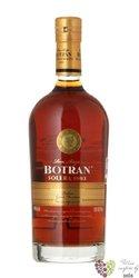 """Botran """" Solera gran reserva 1893 """" aged 18 years rum of Guatemala 40% vol.  0.20 l"""