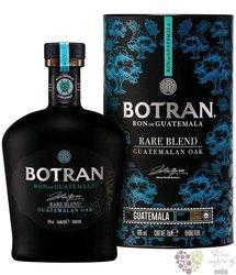 "Botran "" Rare blend "" aged Guatemalan rum 40% vol.  0.70 l"