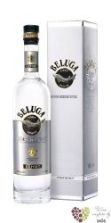 Beluga gift box noble Russian vodka 40% vol.   1.00 l