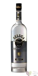 Beluga noble Russian vodka 40% vol.   1.00 l