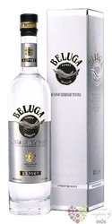 Beluga noble Russian vodka 40% vol.   0.50 l