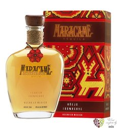 "Maracame "" Aňejo "" 100% of Blue agave Mexican tequila 38% vol.    0.70 l"