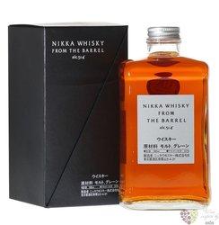 "Nikka "" Nikka from the Barrel edition "" Japan blended whisky 51.4% vol.  0.50 l"