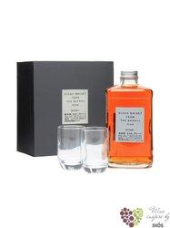 "Nikka "" Nikka from the Barel edition "" 2 glass pack Japan blended whisky 51.4% vol.     0.50 l"