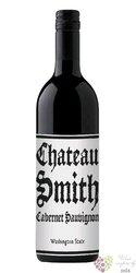Cabernet Sauvignon 2016 Washington State Ava Chateau Smith  0.75 l