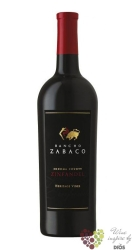 """Zinfandel """" Rancho Zabaco """" 2013 Sonoma county heritage vines Ernest & Julio Gallo   0.75 l"""