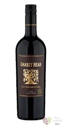 "Zinfandel "" Gnarly Head Old vine "" 2016 California Central coast Lodi Robert Mondavi  0.75 l"