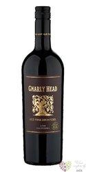 "Zinfandel "" Gnarly Head Old vine "" 2017 California Central coast Lodi Robert Mondavi  0.75 l"