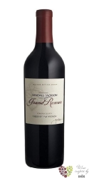 "Cabernet Sauvignon "" Grand reserve "" 2004 Sonoma valley Kendall Jackson    0.75l"
