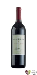 Zinfandel 2011 California Mendocino boutique winery Edmeades    0.75 l