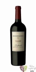 "Zinfandel cru "" Shamrock "" 2007 California Mendocino boutique winery Edmeades 0.75 l"