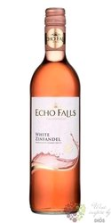 "White Zinfandel "" Echo Falls  "" 2013 San Joaquin valley Ava Mission Bell winery0.75 l"