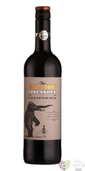 """Zinfandel """" the Big Top """" Central Valley Lodi Ava Boutinot  0.75 l"""