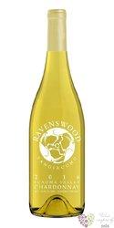 "Chardonnay "" Vintner´s Blend "" 2009 Sonoma county Ava Ravenswood     0.75 l"