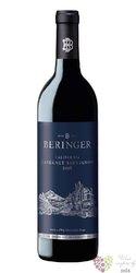 "Cabernet Sauvignon "" Rhine House "" California AVA Beringer vineyards  0.75 l"