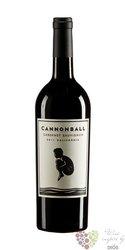 Cabernet Sauvignon 2012 California Ava Cannonball magnum  1.50 l